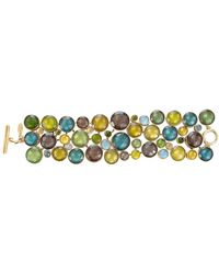 Vaubel - Multi-stone Circle Bracelet - Lyst