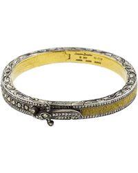 Sevan Biçakci - Fancy Diamond Hinged Bangle - Lyst