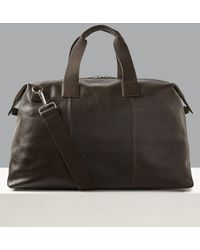 Marks & Spencer - Casual Leather Holdall - Lyst