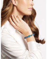 Marks & Spencer - Sparkle Beaded Bracelet - Lyst