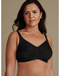 Marks & Spencer - Post Surgery Total Support Non-wired Full Cup Bra A-g - Lyst