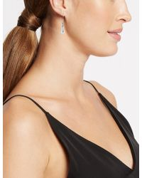 Marks & Spencer - Drop Earrings Made With Swarovski® Elements - Lyst