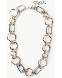 Marks & Spencer - Chain Link Necklace - Lyst