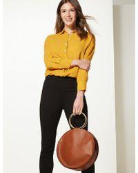 Marks & Spencer - Circle Cross Body Bag - Lyst