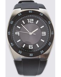 Marks & Spencer - Silicone Sports Watch - Lyst
