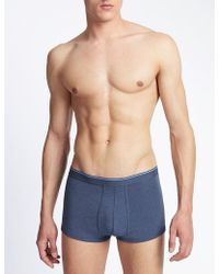 Marks & Spencer - Xxxl 3 Pack Cool & Freshtm 4-way Stretch Cotton Hipsters With Staynewtm - Lyst