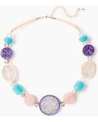 Marks & Spencer - Shimmer Necklace - Lyst