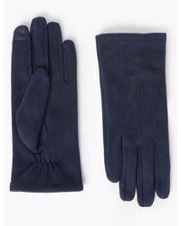 Marks & Spencer - Touchscreen Gloves Navy - Lyst