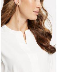 Marks & Spencer - Mismatch Drop Earrings - Lyst