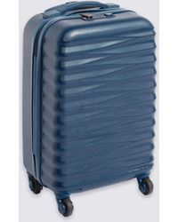 Marks & Spencer - Cabin 4 Wheel Essential Hard Suitcase With Security Zip - Lyst