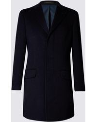 Marks & Spencer - Pure Cashmere Coat - Lyst