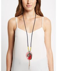 Marks & Spencer - Sparkle Chain Necklace - Lyst