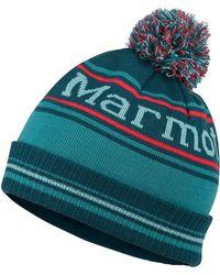 Marmot - Retro Pom Hat - Lyst