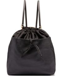 Marni - Backpack In Techno Fabric Black - Lyst