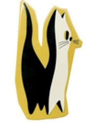Marni | Cat Brooche In Synthetic Resin | Lyst