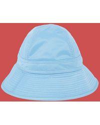 Marni - Fisherman Hat In Pale Blue Nylon - Lyst