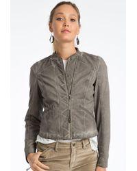Marrakech - June Cropped Jacket - Lyst