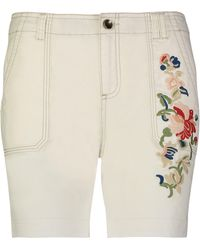 Marrakech - Connor Embroidered Short - Lyst