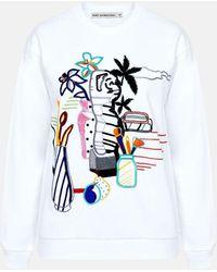 Mary Katrantzou - Saker Sweatshirt Pop Art - Lyst