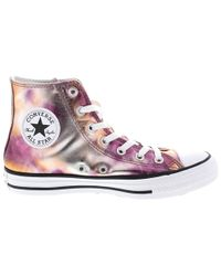Converse - All Star Hi Canvas Boots - Lyst