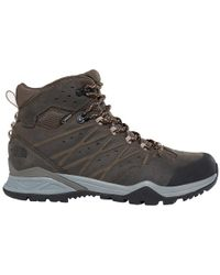 The North Face - North Face Hedgehog Hike Ii Mid Gtx Waterproof Hiking Boots - Lyst