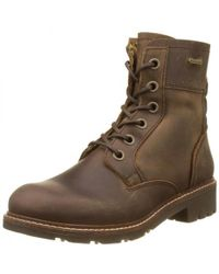 Fly London - Silo Waterproof Lace Up Chukka Ankle Boots - Lyst