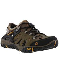 4279c7911084 The North Face - Merrell All Out Blaze Sieve Walking Water Sport Shoes - B  Grade