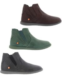 Softinos - By Fly London Tep Chelsea Ankle Boots - Lyst