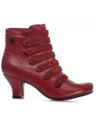Hush Puppies - Tiffin Verona Heeled Ankle Boots - Lyst