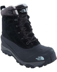 The North Face - Chilkat Iii Waterproof Walking Snow Boots - Lyst