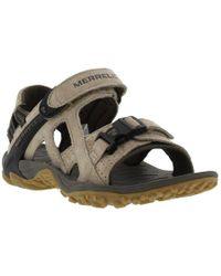 Merrell - Kahuna Iii Sandals - Classic Taupe - Lyst