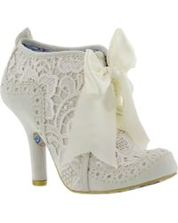 Irregular Choice - Abigails Third Party Lace Shoes - Lyst