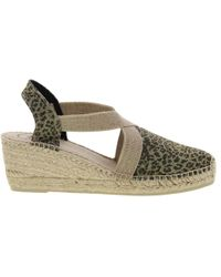 Toni Pons - Triton Fabric Wedge Espadrille Shoes - Lyst