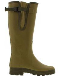 Le Chameau - Vierzon Jersey Lined Wellington Boots - Lyst