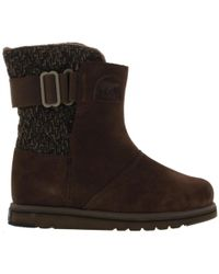 Sorel - Rylee Waterproof Winter Snow Ankle Boots - Lyst