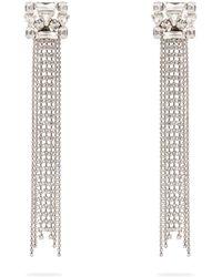 Dodo Bar Or - X Efrat Cassuto Elia Crystal-embellished Earrings - Lyst