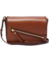 JOSEPH - Warwick Leather Shoulder Bag - Lyst