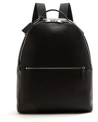Smythson - Burlington Leather Backpack - Lyst