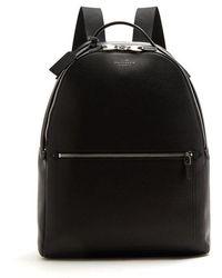 Smythson - Burlington Leather Backpack - Lyst