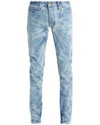 Fear Of God - Holy Water Slim-leg Jeans - Lyst