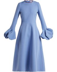 ROKSANDA - Aylin A Line Dress - Lyst