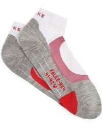 Falke | Ru4 Cushion Trainer Socks | Lyst