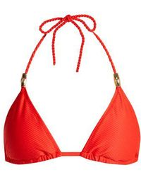Heidi Klein - Santa Monica Triangle Bikini Top - Lyst