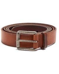 Weekend by Maxmara - Long Wrap Leather Belt - Lyst