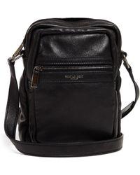 c70e3acc3ae Saint Laurent Small Messenger Bag in Black for Men - Lyst