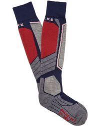 Falke - Sk2 Performance Knit Ski Socks - Lyst