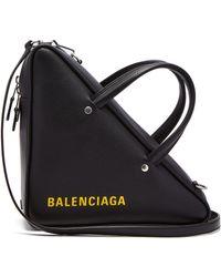 Balenciaga - Triangle Duffle S Cross-body Bag - Lyst