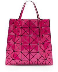 Bao Bao Issey Miyake - - Lucent Gloss Tote - Womens - Pink - Lyst