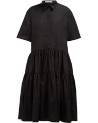 Cecile Bahnsen - Primrose Cotton Shirtdress - Lyst