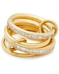 Spinelli Kilcollin - Lehmus Diamond & Yellow-gold Ring - Lyst